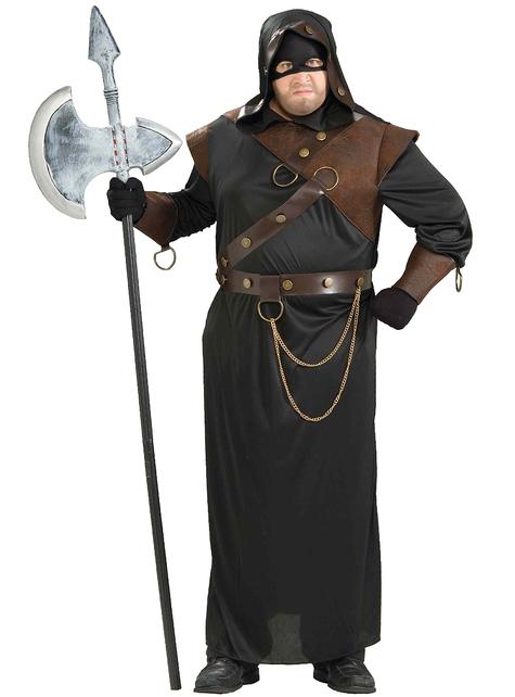 Plus Size Executioner Adult Costume