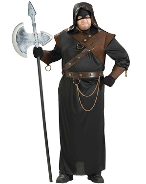 Plus Size Executioner Adult Costume