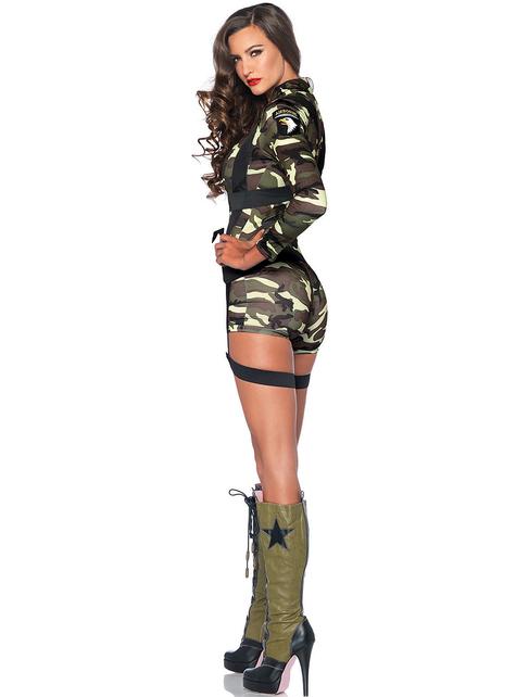 Commando kostim za ženu