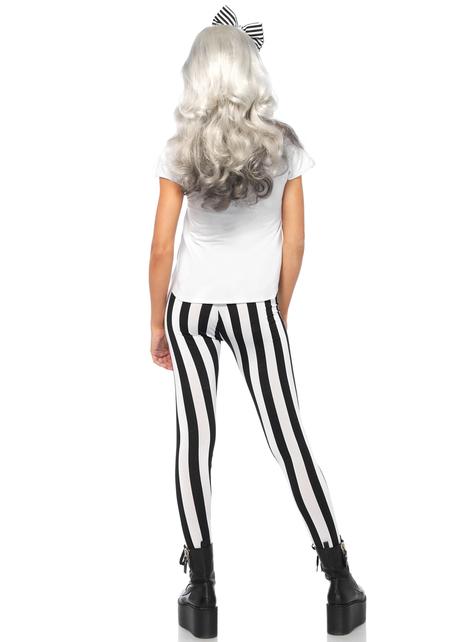 Kostium szkielet hipster damski