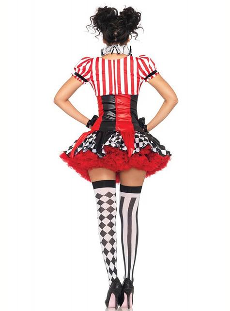 Clown Costume for Women