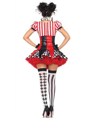 Костюм-клоун для жінки