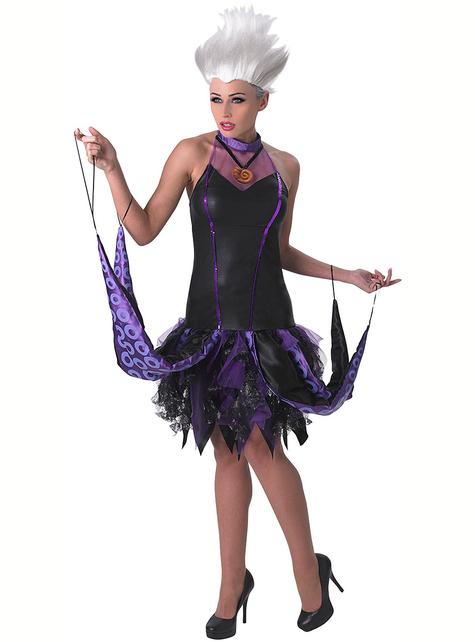 Ursula costume for women - The Little Mermaid