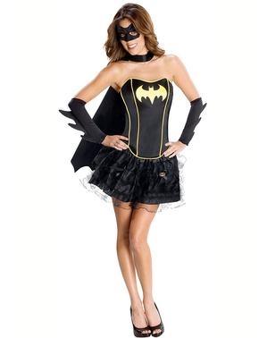 Batgirl Секрет Бажає Корсет для дорослих костюм