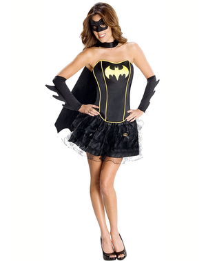 Déguisement de Batgirl sexy pour femme