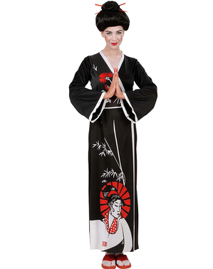 Costum de geisha pentru femeie