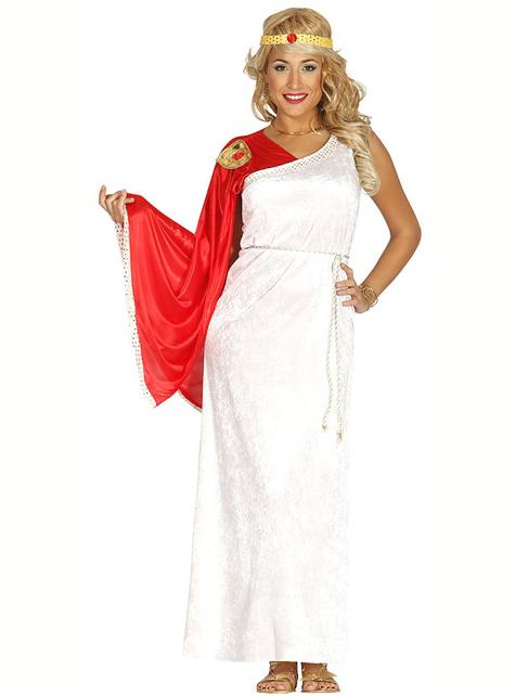 Costum de romană elegantă
