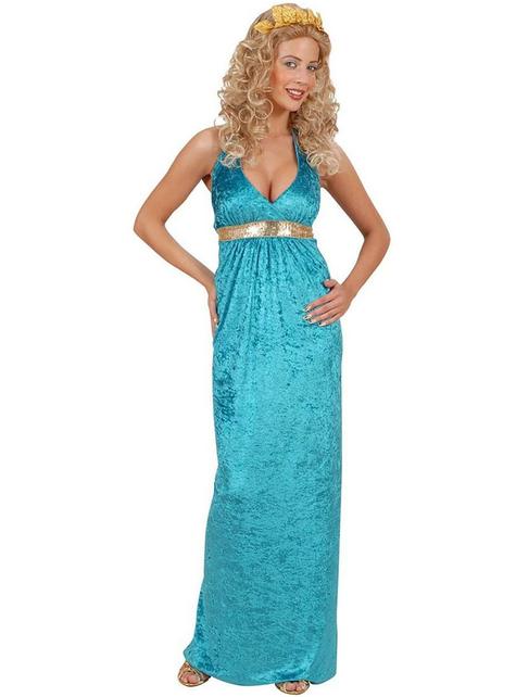Woman's Plus Size Queen of Atlantis Costume