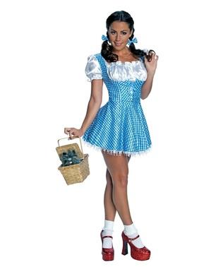 Kostým pro dospělé Dorotka Čaroděj ze země Oz