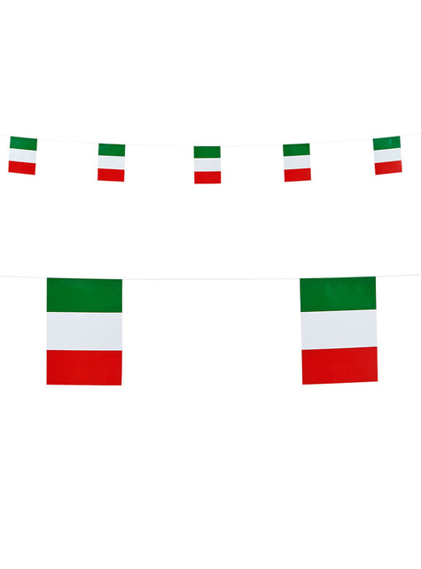 Bandeirolas da Itália