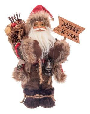 Figurine Père Noël (30 cm)