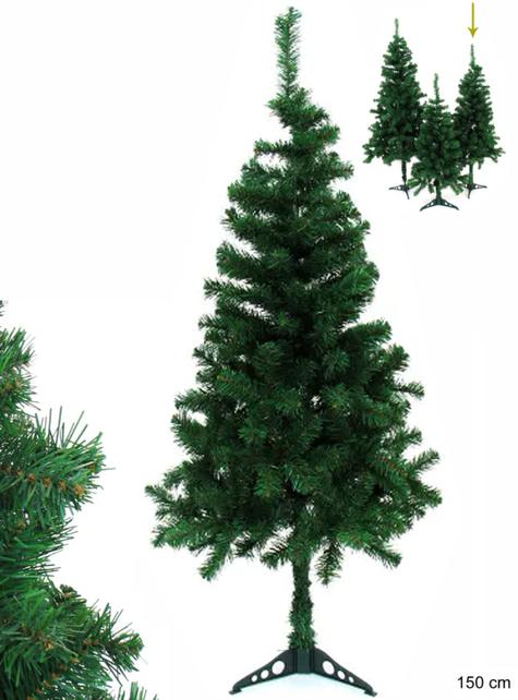 Árbol de navidad de 150 cm