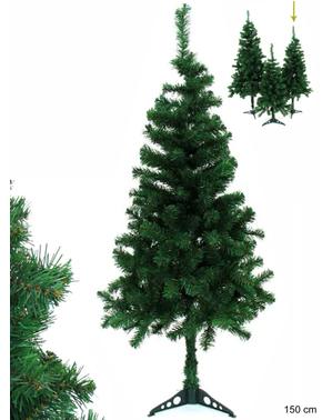 Christmas tree of 150cm