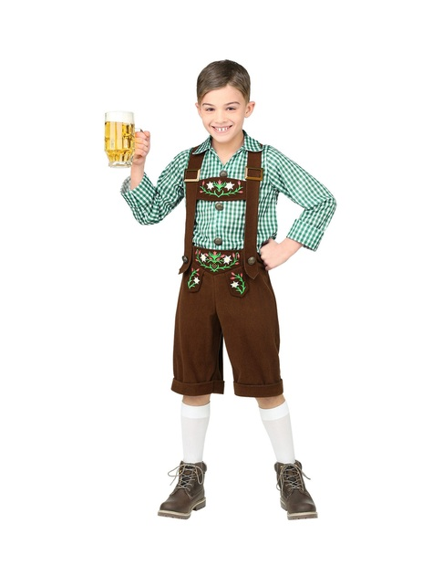 Strój Bawarczyk Oktoberfest dla chłopca