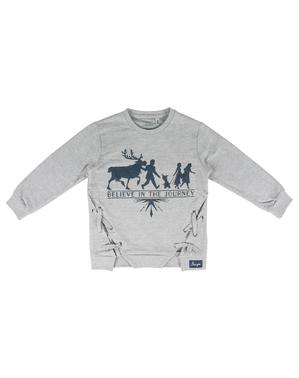 Frozen 2 Sweatshirt for girls in grey - Disney
