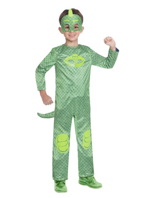 Fato reversível de Catboy e Gekko para menino - PJ Masks - crianças