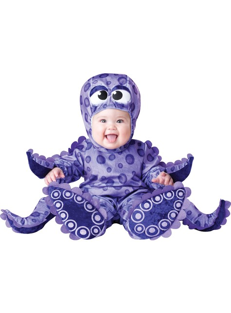 Tentacle octopus costume (toddler)
