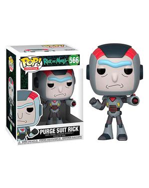 Funko POP! Purge Suit Rick - Rick & Morty