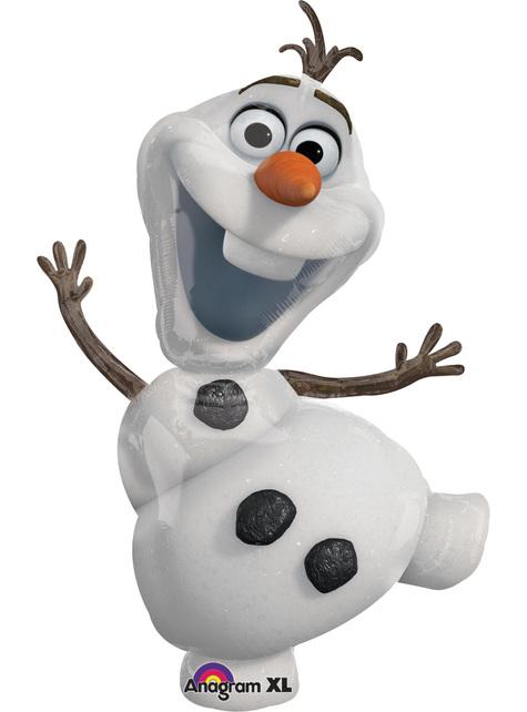 Globo de Frozen Olaf - Disney