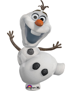 Frost Olaf ballon - Disney