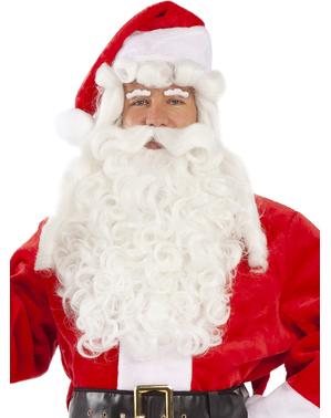 Борода і перука Санта Клауса