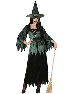 Kostým lesnej čarodejnice