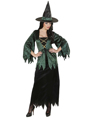 Woodland Witch Costume