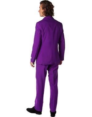 Originální oblek Opposuit Fialový princ