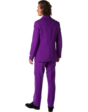 パープルプリンスオポスーツ