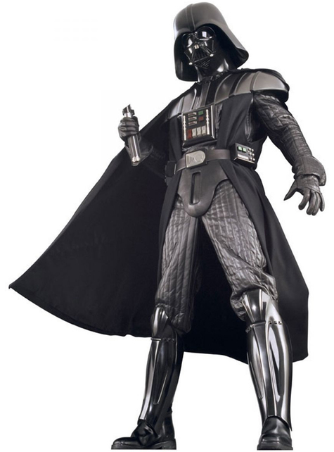 Kostým pro dospělé Darth Vader supreme