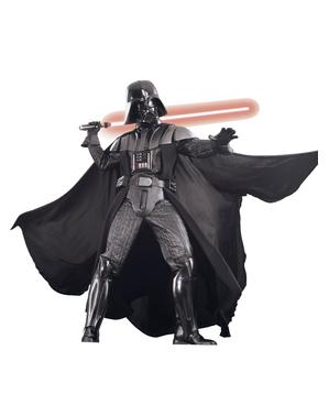 Kõrgeim Darth Vaderi täiskasvanute kostüüm