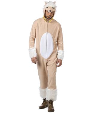 Llama Costume for Men