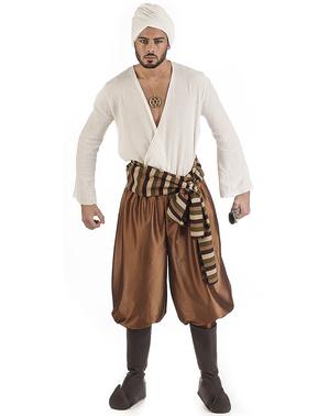 Costum de arab pentru bărbat