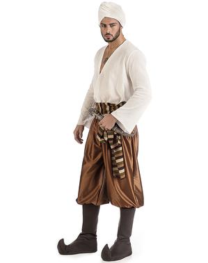 Arabský kostým pre mužov