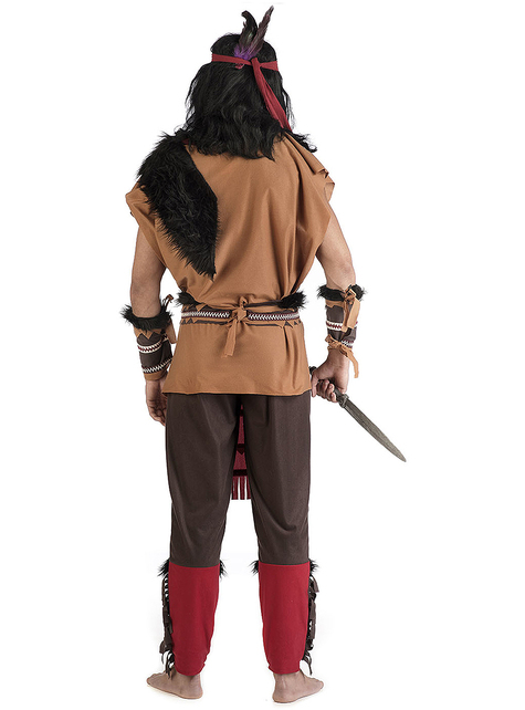 Indian Warrior Costume for Men
