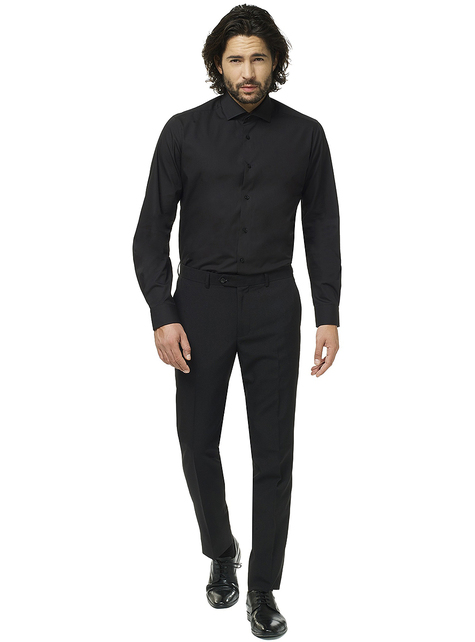 Camisa Black Knight Opposuit para hombre