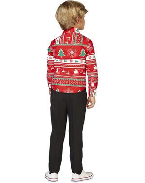 Jullandskap Opposuits skjorta för pojke