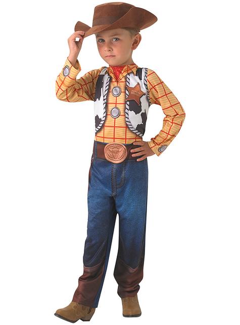 Fato de Woody para menino - Toy Story