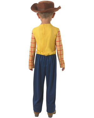 Woody costume for boys - Toy Story