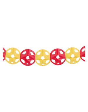 Ghirlandă mingi Spania