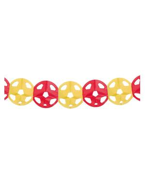 Grinalda de bolas de Espanha