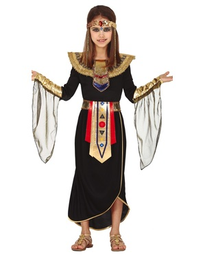 Fato de Egípcio para menina
