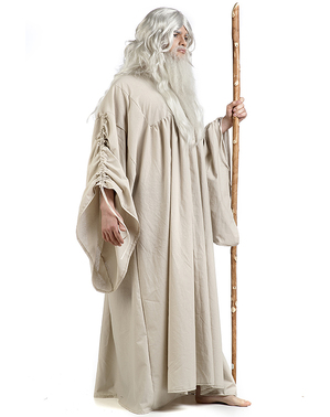 Druide tunika til menn