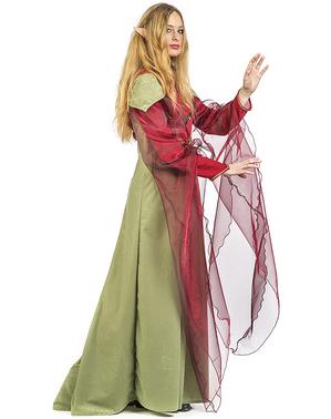 Costume da Druidessa Evelina per donna