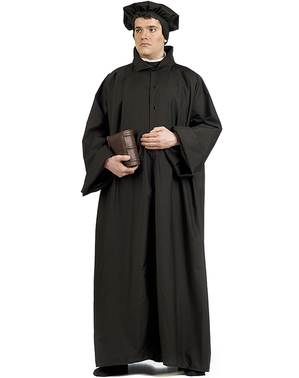 Disfraz de Luther para hombre