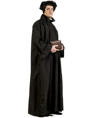 Luther asu miehille