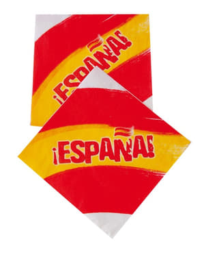 20 tovaglioli Spagna