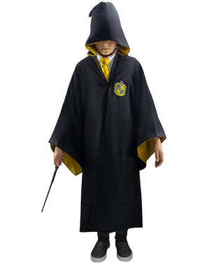 Hufflepuff Deluxe robe for boys - Harry Potter