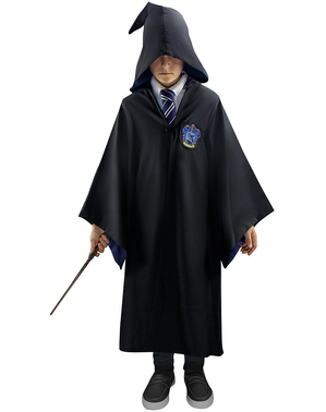 Robe Harry Potter Ravenclaw Deluxe barn (officiell replika Collectors)