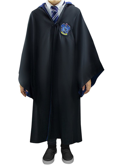 Ravenclaw Deluxe Robe for Kids (Official Collector's Replica) - Harry Potter